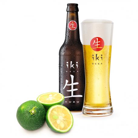 Øl IKI Yuzu Økologisk Øl ER02007