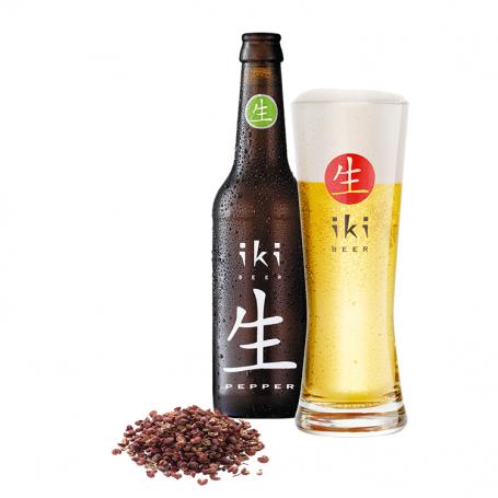 Øl IKI Pepper Økologisk Øl ER02009