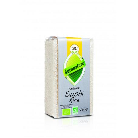 Sushi Ris Agronature Økologisk Sushi Ris 500g XSG0500