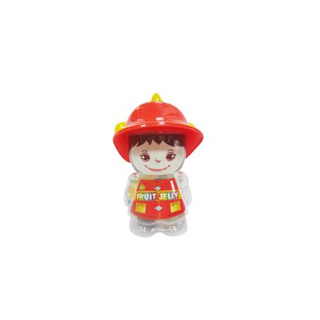 Slik Han Shuo Yummy Fruity Jelly Firefighter Girl RL09078