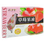 Jelly Slik Strawberry Jelly Bites 500g RL09077