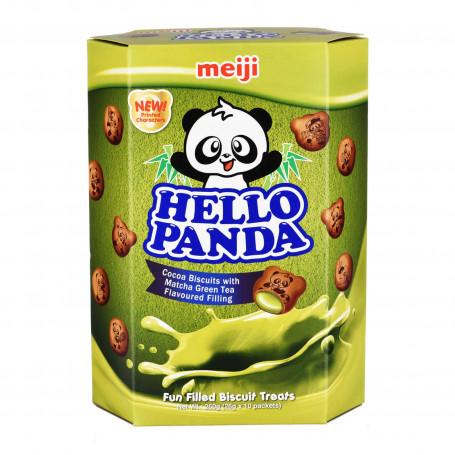 Slik STOP MADSPILD - Hello Panda Matcha Biscuits RM09067