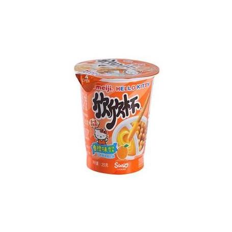 Slik STOP MADSPILD - Meiji Hello Kitty Biscuit Sticks Appelsin RM09049