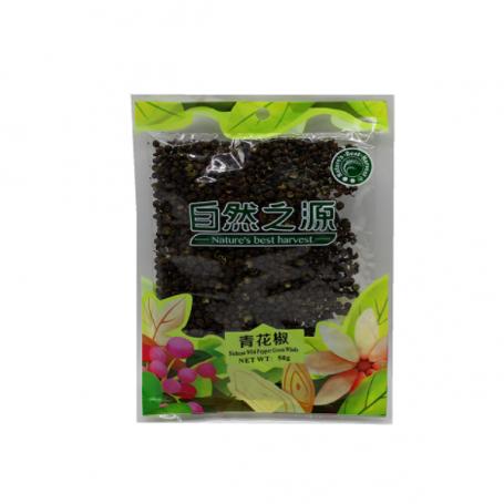 Krydderier Sichuan Peberkorn Hele 50g 13001005