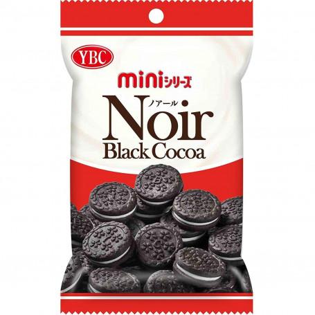 Slik STOP MADSPILD - Noir Black Cocoa Mini Cookies RM045001