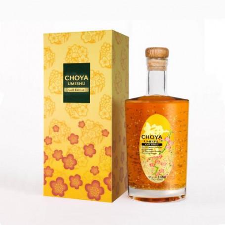 Umeshu Choya Gold Edition Umeshu 500ml 19% EM16700