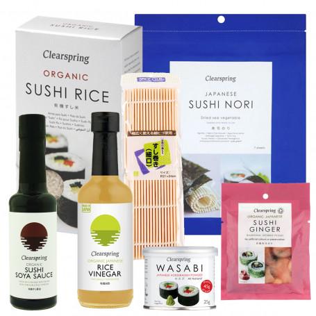 Sushi Sushi Kit - Clearspring MA01700B