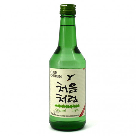 Shochu/Soju Chum Churum Soju Original 360ml EG30030