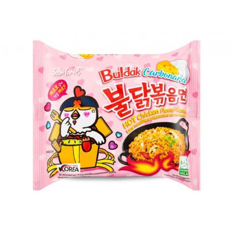 Instant nudler Samyang Hot Chicken Carbonara Ramen Instant Nudler AC30016