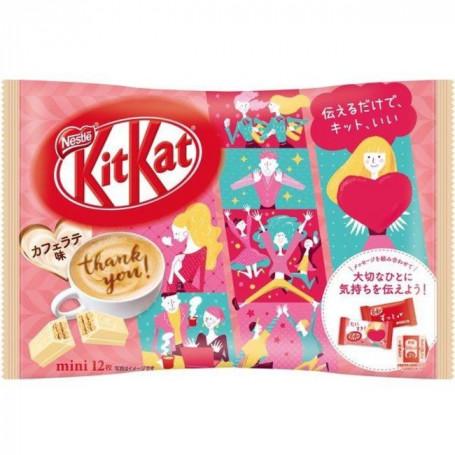 Slik STOP MADSPILD - KitKat Minis Café Latte RM80304