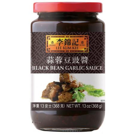 Sauce Lee Kum Kee Black Bean Garlic Sauce 368g JF30385