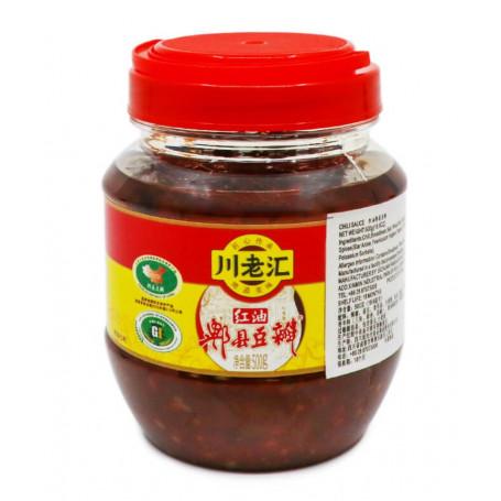Chili ChuanLaoHui Pixian Douban Djan 500g DD25015