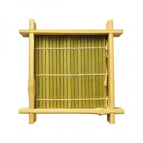 Bambus Sushi Serveringsbakke Bambus Lille VG19271