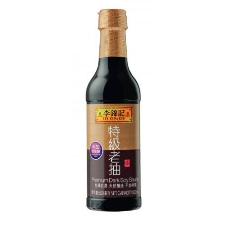 Soja sauce Lee Kum Kee Premium Mørk Soja 500ml CC30061