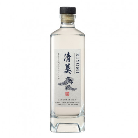 Spiritus Kiyomi Japansk Hvid Rom EH46710