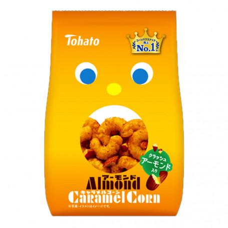 Slik Tohato Caramel Corn Almond RM52003