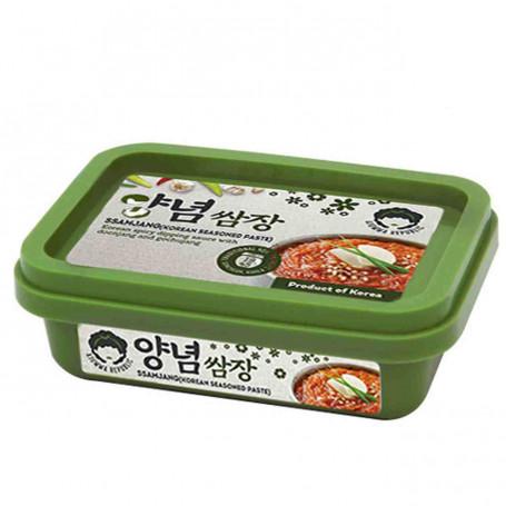 Specialiteter Ajumma Ssamjang Koreansk Sojabønne Pasta 170g JH33050
