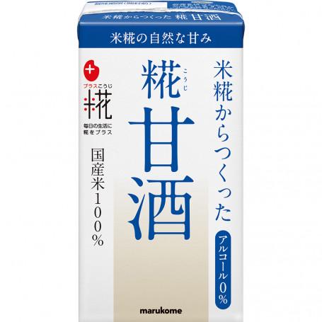 Amazake Risdrik Marukome Koji Amazake LL Original 125ml QN80140