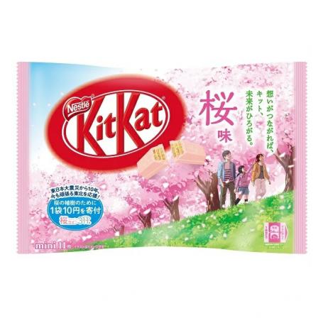 KitKat KitKat Minis Sakura RM38013