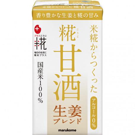 Amazake Risdrik Marukome Koji Amazake LL Ginger 125ml QN80141
