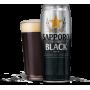Øl Sapporo Black Øl 650ml dåse ES03030