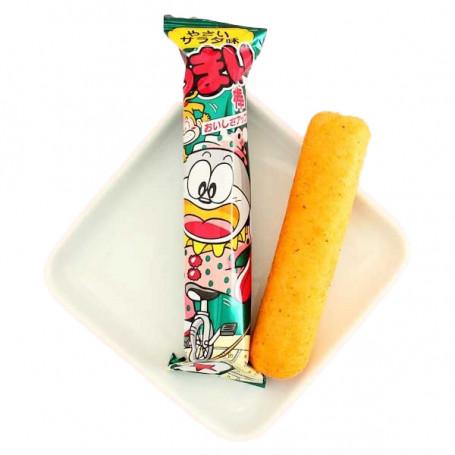 Chips og snacks Umaibo Snack - Vegetable Salad Smag RD55002