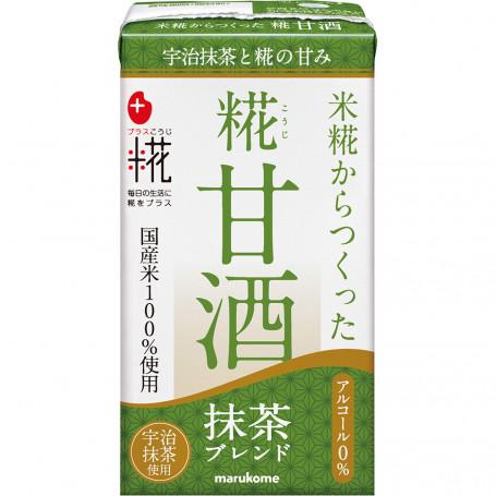Amazake Risdrik Marukome Koji Amazake LL Matcha 125ml QN80142