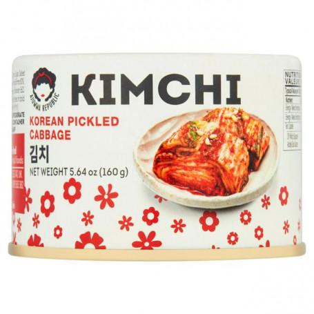 Kimchi Ajumma Kimchi Dåse 160g MX33010