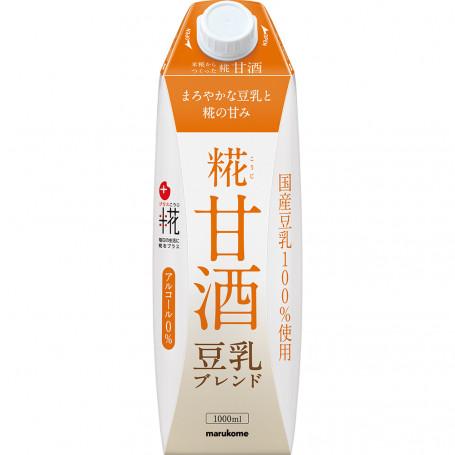 Amazake Risdrik Marukome Koji Amazake LL Soy Milk 1L QN80151
