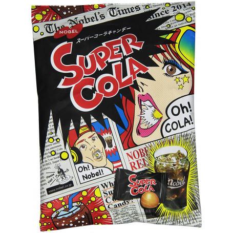 Slik Nobel Super Cola Candy RN34003