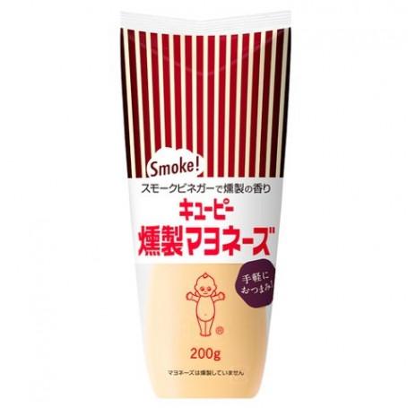 Mayonnaise Kewpie Smoky BBQ Japansk Mayonnaise 200g KE37002
