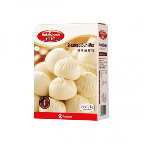 Mel Bakerdream Baozi Bao Steamed Bun Mix 1kg AY12992