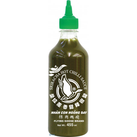 Sriracha Flying Goose Sriracha Green Chili 455ml JF04175