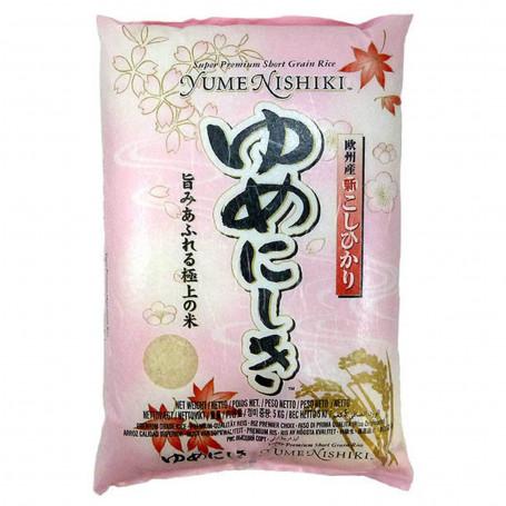 Ris Yume Nishiki Sushi Ris 5kg XIT13006
