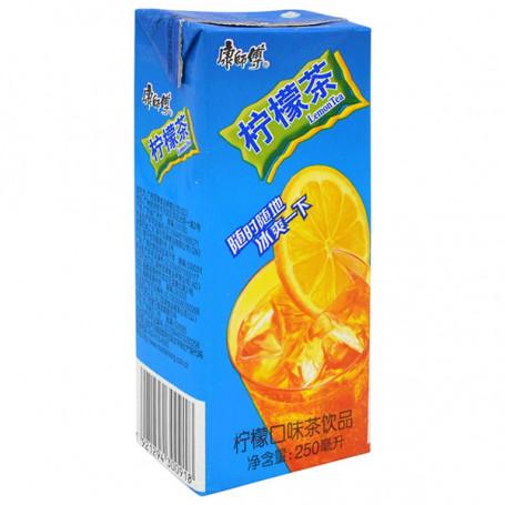 Læskedrikke Lemon Tea Juicebrik 250ml QF08095