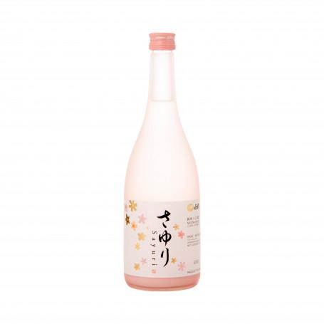 Sake Sayuri Nigori Sake Pink 720ml EA53037