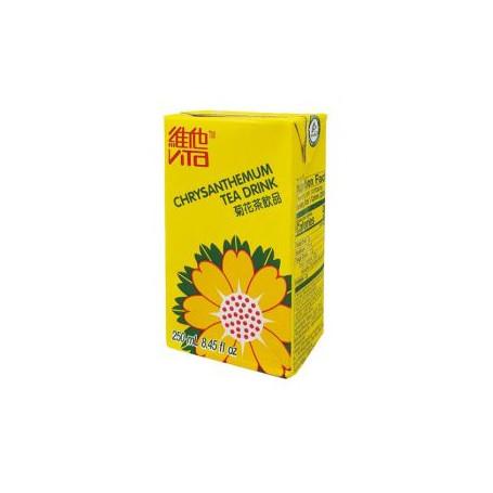 Læskedrikke Vita Chrysanthemum Tea Juicebrik 250ml QF10032