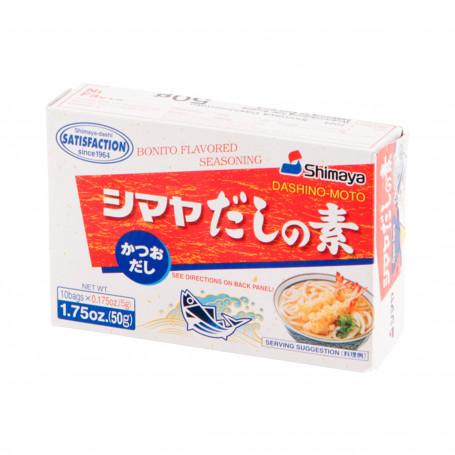 Specialiteter Shimaya Dashinomoto 50g HC00004