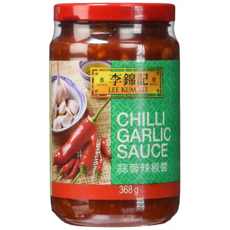Sauce Chili Garlic Sauce 368g JF01847