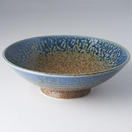 Skåle Japansk Keramik Ramen Skål 24cm Jord & Himmel VHC9020