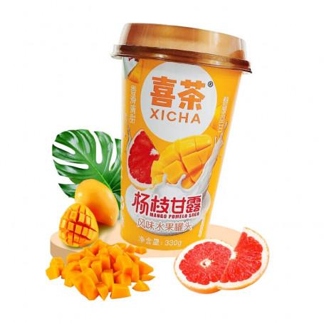 Jelly Slik XiCha Mango Pomelo Sago Jelly Dessert BX75110