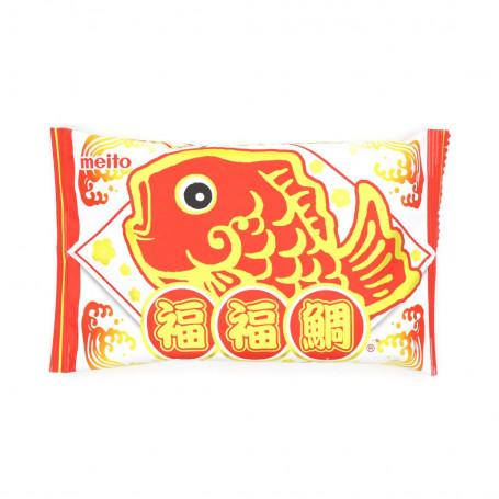 Slik Meito PukuPuku Taiyaki FukuFuku Chokolade Fisk RN80323