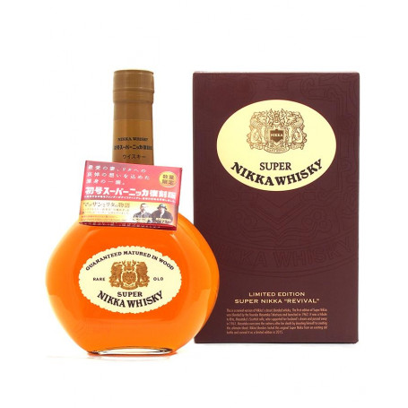 Whisky Super Nikka Revival Whisky EP97820