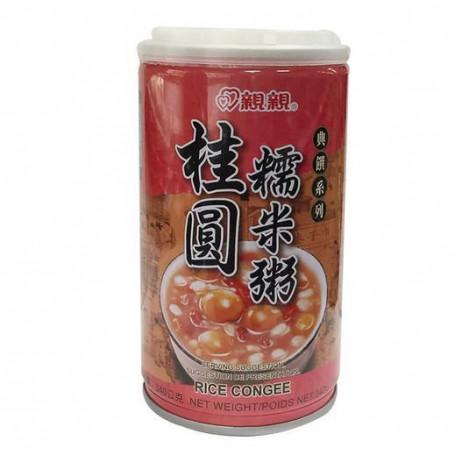 Specialiteter Chin Chin Ris & Longan Congee 370g BX09462