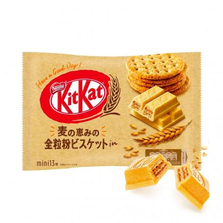 KitKat KitKat Minis Whole Grain Biscuit RM38016