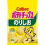 Chips og snacks Calbee Potato Nori Shio Chips RR15004