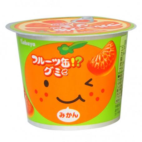 Slik Kabaya Mikan Mandarin Vingummi RJ80226