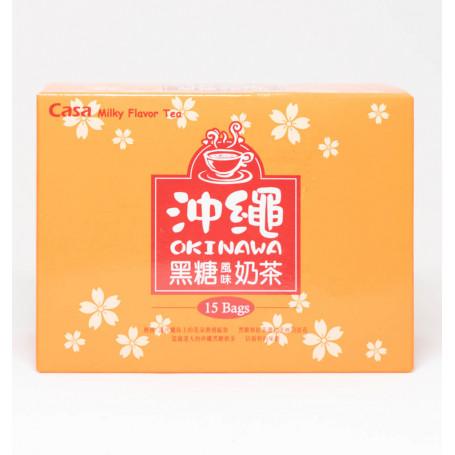 Milk Tea Casa Okinawa Brown Sugar Milky Tea Pulver 15 Poser QA70262