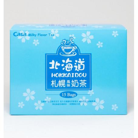 Milk Tea Casa Hokkaido Milky Tea Pulver 15 Poser QA70261
