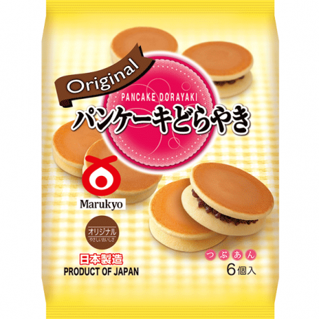 Kage Marukyo Pancake Dorayaki 310g RN02051